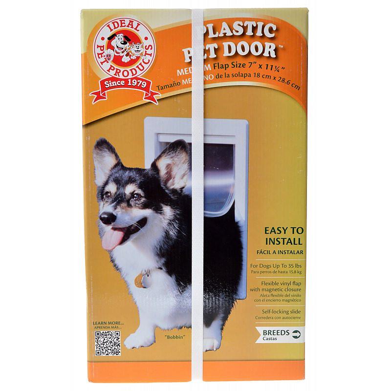 Ideal Pet Plastic Pet Door