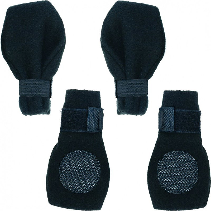 M : Fashion Pet Lookin Good Arctic Fleece Boots for Fashion pet arctic fleece boots