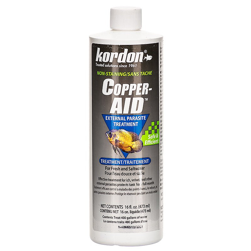 Kordon Copper Aid External Parasite Treatment
