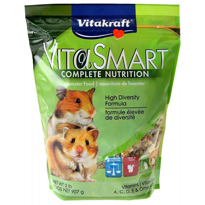 Vitakraft VitaSmart Complete Nutrition Hamster Food