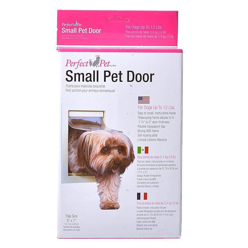 Perfect Pet Plastic Pet Door