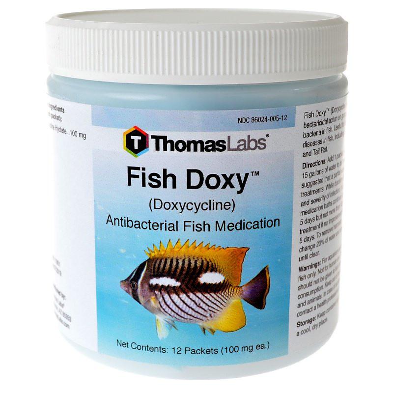Thomas Labs Fish Doxy (Doxycycline Powder)