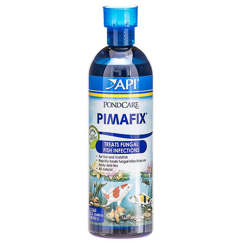 API PimaFix Antifungal Remedy for Koi & Goldfish