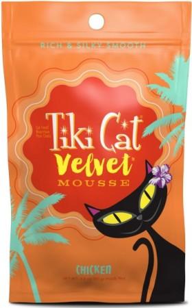 Tiki Cat Velvet Mousse Chicken Cat Food alternate img #1