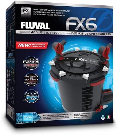 Fluval FX6 High Performance Canister Filter alternate img #1