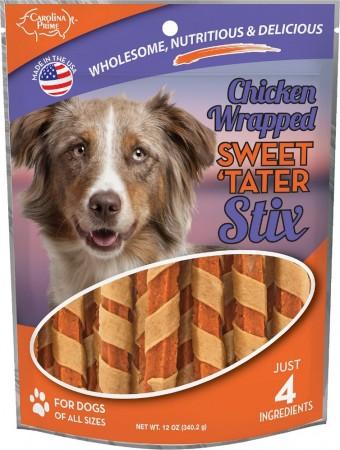 Carolina Prime Chicken Wrapped Sweet Tater Stix alternate img #1