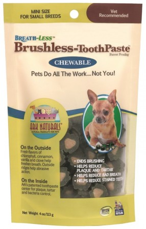 Ark Naturals Breath-Less Brushless Toothpaste - Mini/Small alternate img #1
