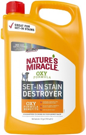 Natures Miracle Oxy Formula Set-In Stain Destroyer alternate img #1