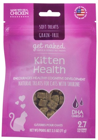 Get Naked Kitten Health Cat Treats alternate img #1