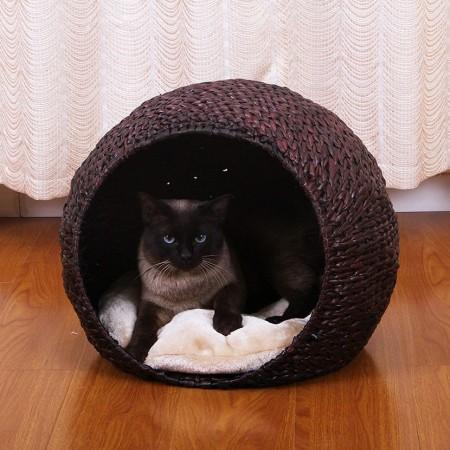 Pet Pals Cosmo Woven Cat Condo alternate img #3