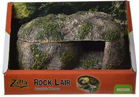 Zilla Rock Lair Naturalistic Hideaway for Reptiles alternate img #1