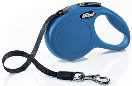 Flexi Classic Blue Retractable Dog Leash alternate img #1