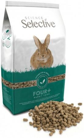 Supreme Selective 4+ Mature Rabbit Food alternate img #2