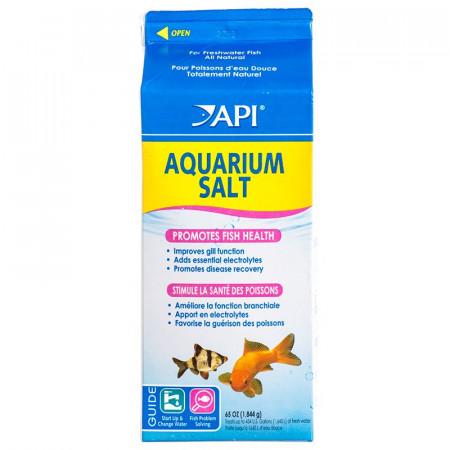API Aquarium Salt for Freshwater Aquariums alternate img #1