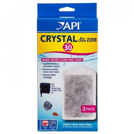 API Crystal Bio-Chem Zorb - Size 30 alternate img #1