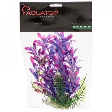 Aquatop Hygro Aquarium Plant - Pink & Purple alternate img #1