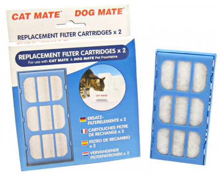 Cat Mate Replacement Filter Cartridge for Pet Fountain alternate img #1