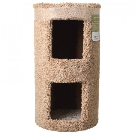 North American Classy Kitty 2 Story Cat Condo alternate img #1