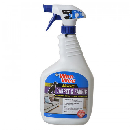 Four Paws Wee Wee Severe Carpet & Fabric Advanced Stain & Odor Destroyer alternate img #1