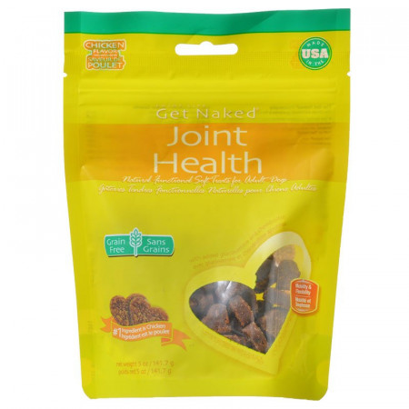 Get Naked Joint Health Treats - Chicken Flavor alternate img #1