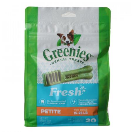 Greenies Fresh Dental Dog Treats - Petite alternate img #1