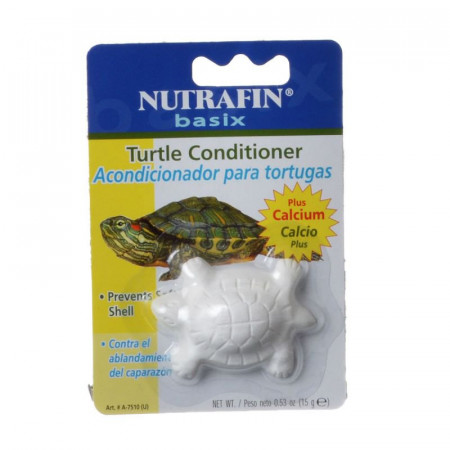 Nutrafin Basix Turtle Conditioner Block alternate img #1