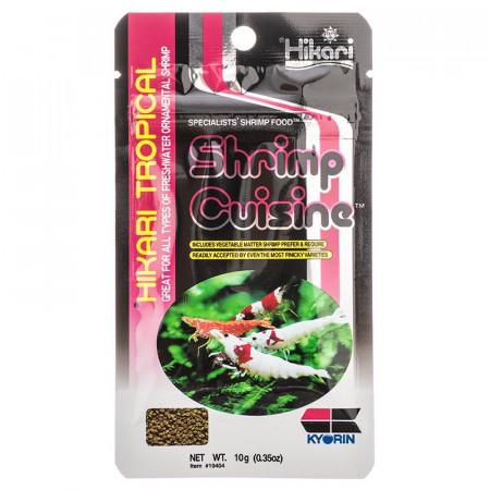 Hikari Tropical Shrimp Cuisine Mini Wafer alternate img #1