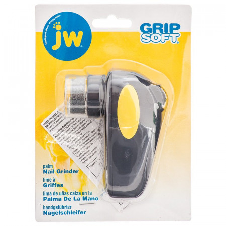 JW GripSoft Palm Nail Grinder for Dogs alternate img #1