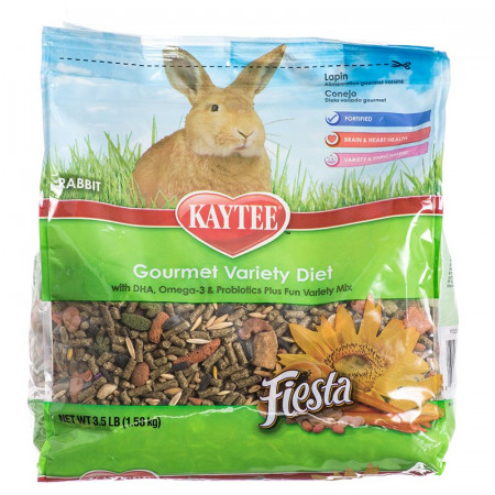 Kaytee Fiesta Gourmet Variety Diet for Rabbits alternate img #1
