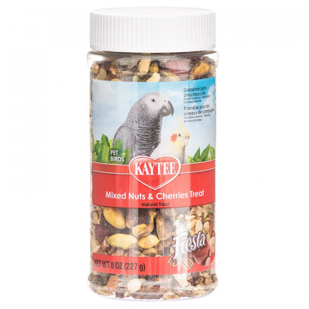 Kaytee Fiesta Mixed Nuts and Cherries Treat alternate img #1