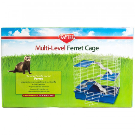 Kaytee Multi-Level Ferret Cage alternate img #1