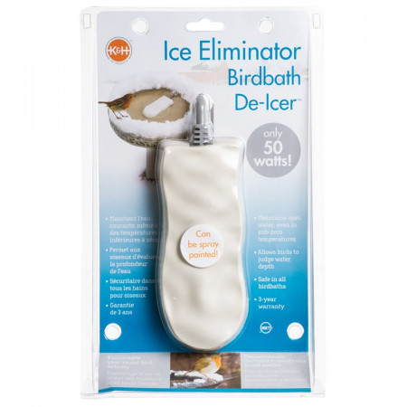K&H Pet Super Ice Eliminator Birdbath De-Icer alternate img #1