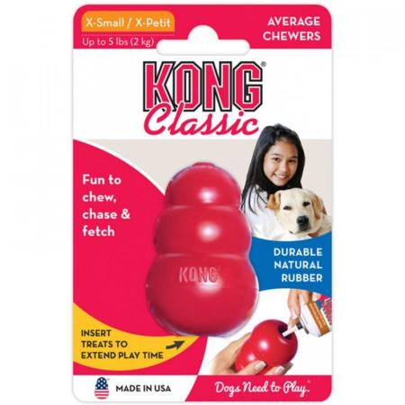 KONG Classic Dog Toy alternate img #1
