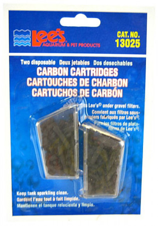 Lees Carbon Cartridges 2 Pack alternate img #1