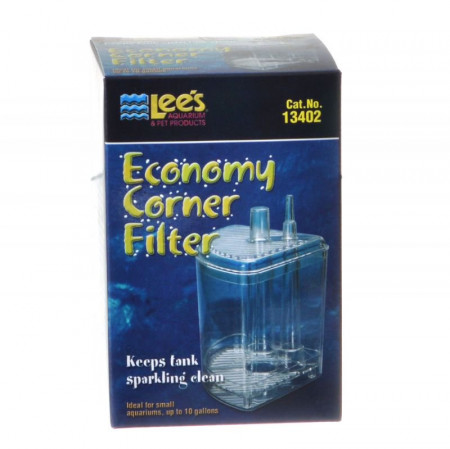 Lees Economy Corner Filter for Small Aquariums alternate img #2