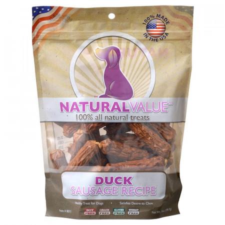 Loving Pets Natural Value Duck Sausages alternate img #1