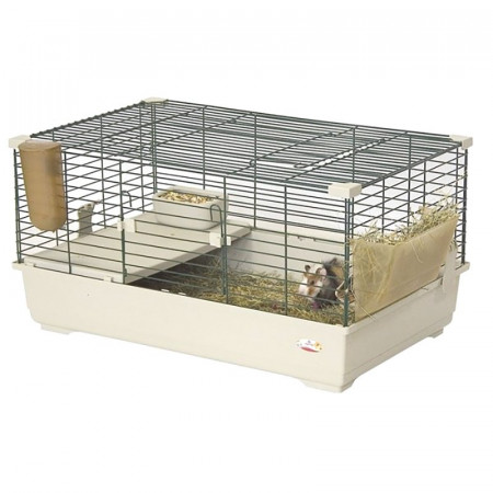 Marchioro Tommy C Guinea Pig & Rabbit Cage alternate img #1