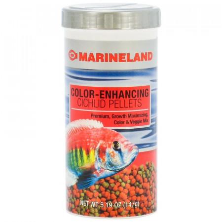 Marineland Color-Enhancing Cichlid Pellets alternate img #1