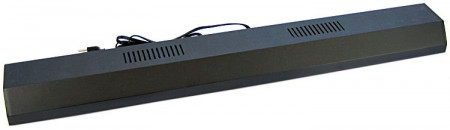 Marineland Fluorescent Strip Light - Black alternate img #1
