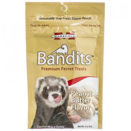 Marshall Bandits Premium Ferret Treats - Peanut Butter Flavor alternate img #1