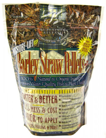 Microbe Lift Barley Straw Pellets + alternate img #1