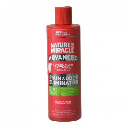 Nature's Miracle Advanced Stain & Odor Remover alternate img #1
