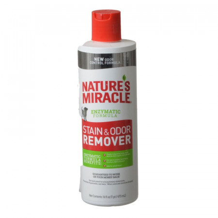 Natures Miracle Enzymatic Formula Stain & Odor Remover alternate img #1
