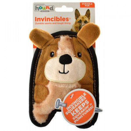 Outward Hound Invincibles Minis Puppy Dog Toy alternate img #1