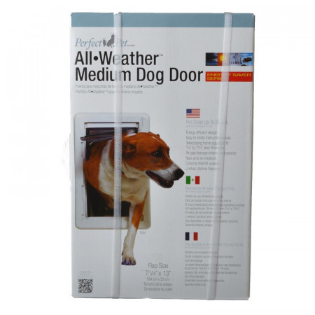 Perfect Pet All Weather Pet Door alternate img #1