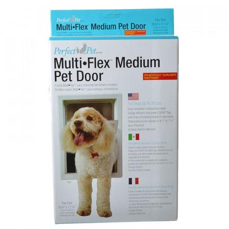 Perfect Pet Multiflex Pet Door alternate img #1