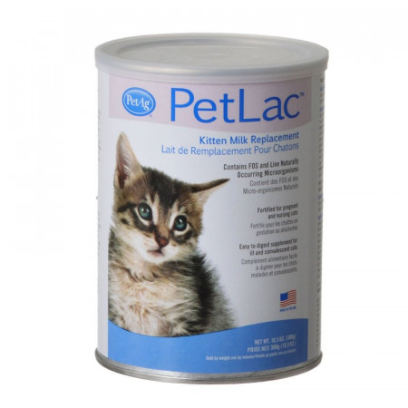 PetAg PetLac Kitten Milk Replacement - Powder alternate img #1