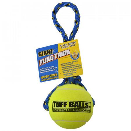 Petsport Tuff Ball Fling Thing Dog Toy alternate img #1
