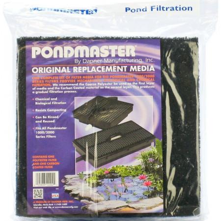 Pondmaster Original Replacement Media for 1000 / 2000 Series Filters alternate img #1