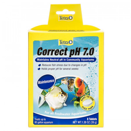 Tetra Correct pH 7.0 Tabs alternate img #1